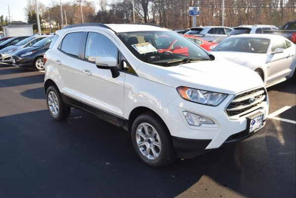 2019 Ford EcoSport in East Greenwich, RI