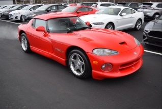 Dodge Viper For Sale >> Used Dodge Vipers For Sale Truecar