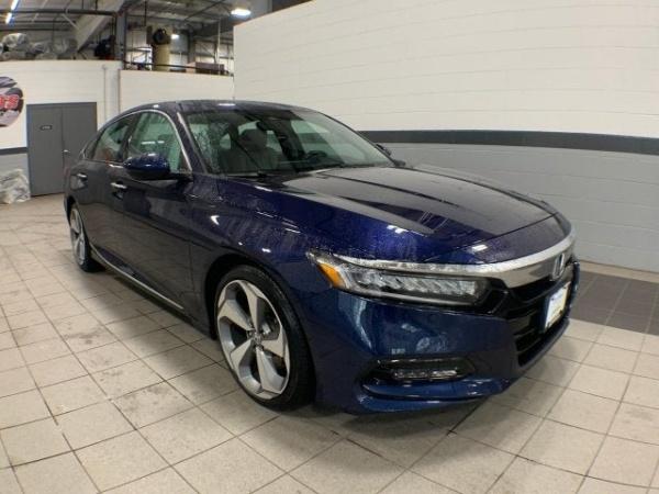 2018 Honda Accord in Lancaster, MA
