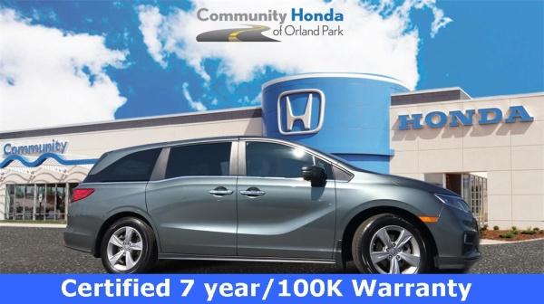 2019 Honda Odyssey in Orland Park, IL