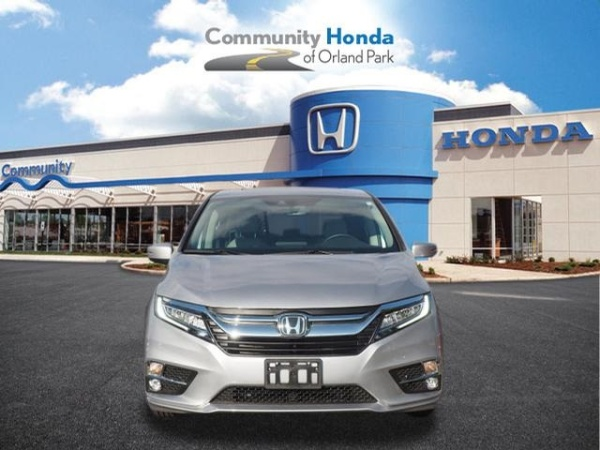 2018 Honda Odyssey In Orland Park, IL