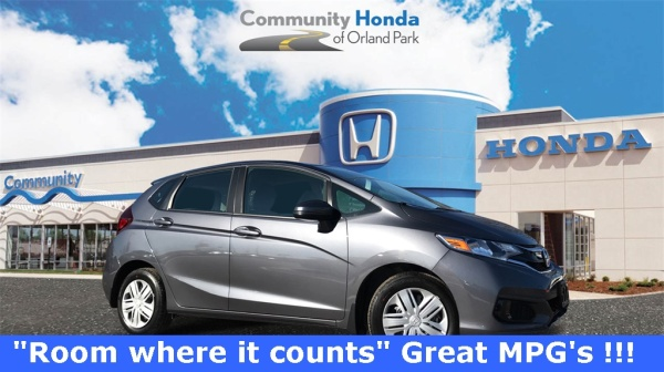 2019 Honda Fit in Orland Park, IL