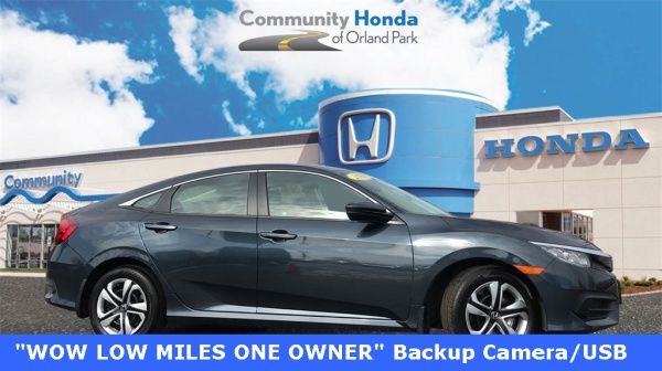 2018 Honda Civic in Orland Park, IL