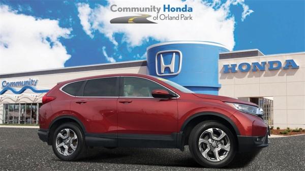 2017 Honda CR-V in Orland Park, IL