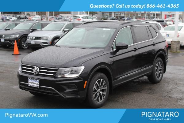 2020 Volkswagen Tiguan in Everett, WA