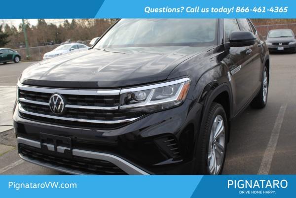 2020 Volkswagen Atlas Cross Sport in Everett, WA