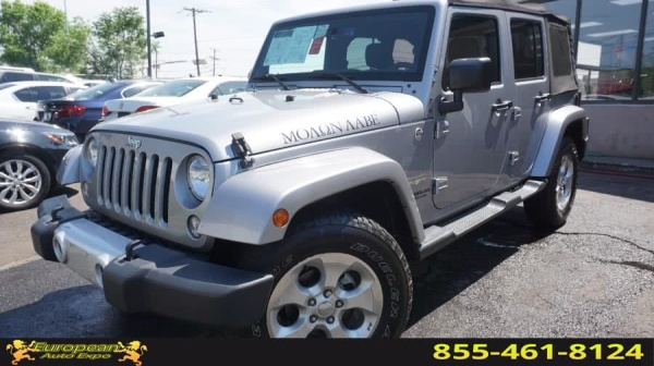 2015 Jeep Wrangler in Lodi, NJ