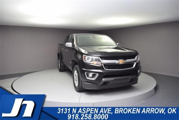 2016 Chevrolet Colorado in Broken Arrow, OK