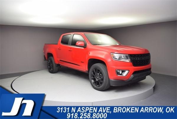 2020 Chevrolet Colorado in Broken Arrow, OK