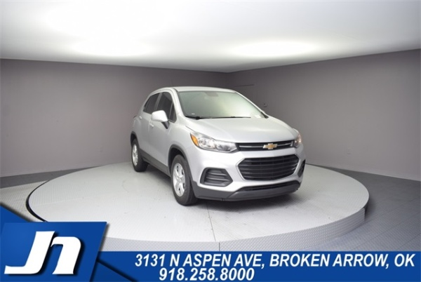 2020 Chevrolet Trax in Broken Arrow, OK