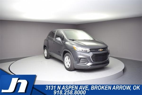 2020 Chevrolet Trax in Broken Arrow, OK