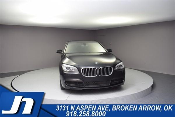 2013 BMW 7 Series in Broken Arrow, OK