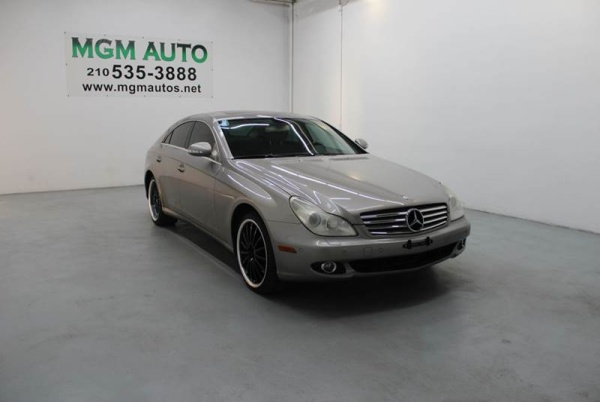used mercedes-benz cls for sale in san antonio, tx | u.s. news