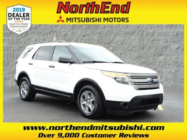2014 Ford Explorer in Canton, MA