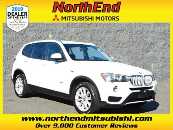 2016 BMW X3 in Canton, MA
