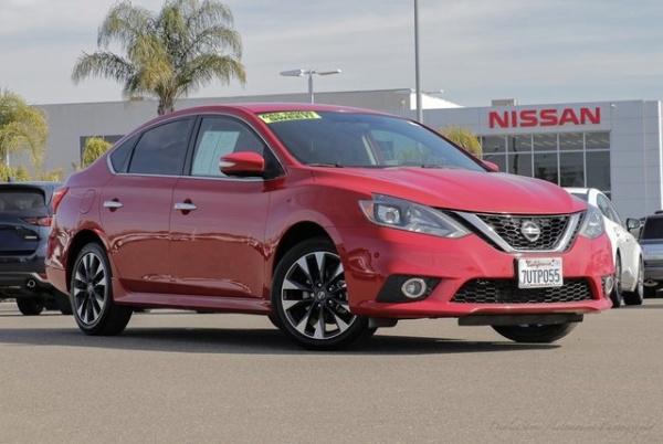 2016 Nissan Sentra in Santa Maria, CA
