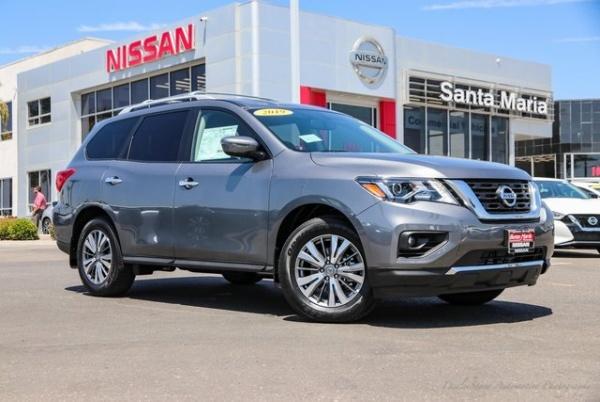 2019 Nissan Pathfinder in Santa Maria, CA