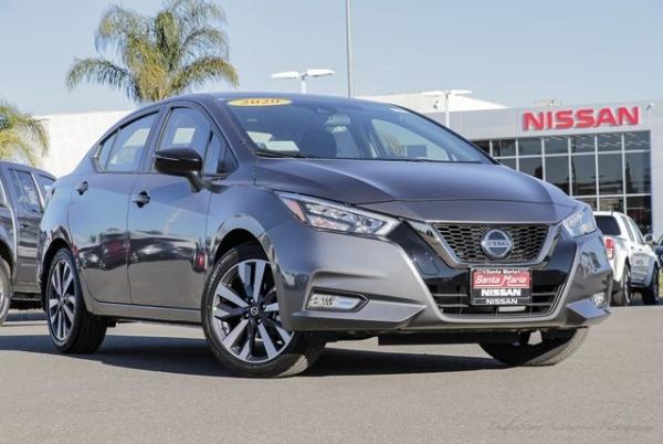 2020 Nissan Versa in Santa Maria, CA