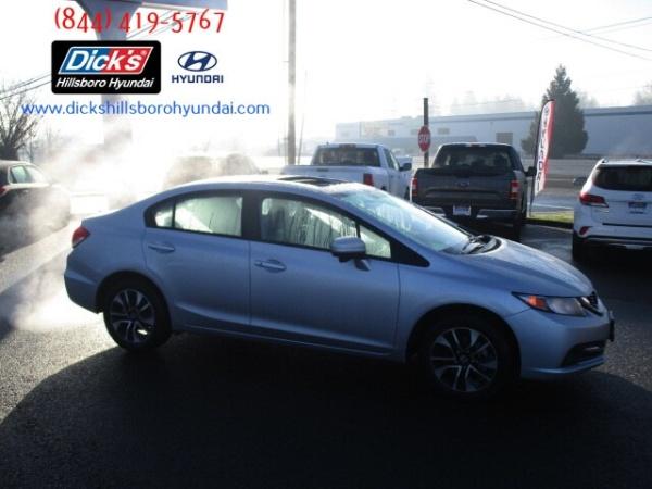 2015 Honda Civic in Hillsboro, OR