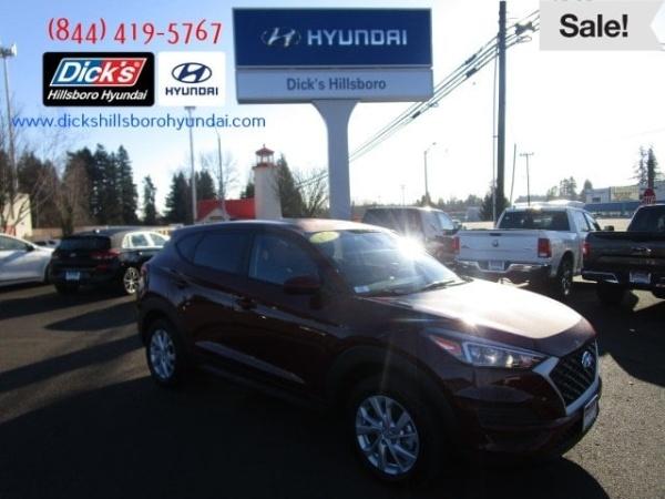 2020 Hyundai Tucson in Hillsboro, OR