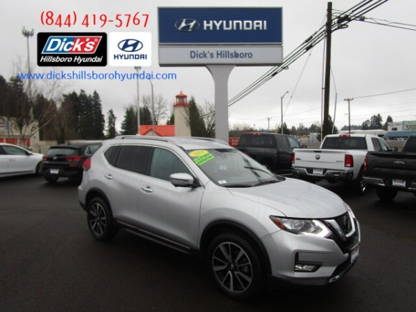 2019 Nissan Rogue in Hillsboro, OR