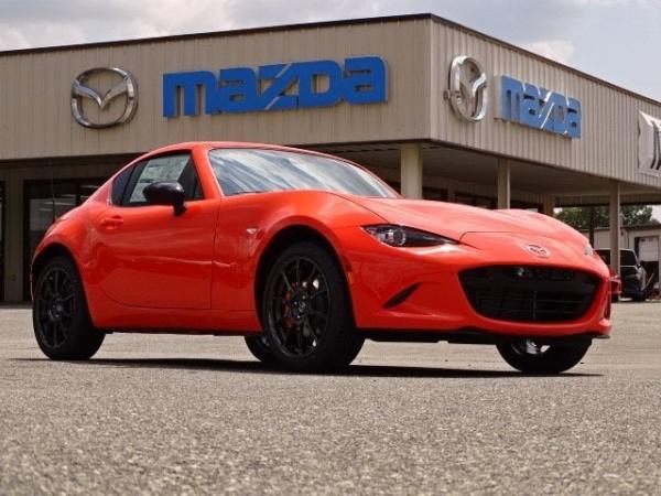 2019 Mazda MX-5 Miata RF 30th Anniversary Manual For Sale in