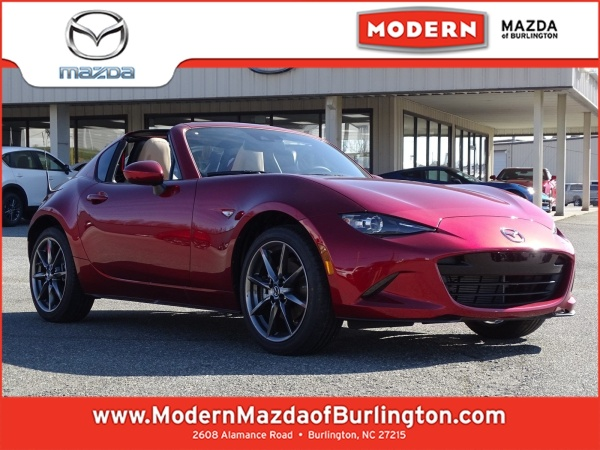 2019 Mazda MX-5 Miata in Burlington, NC