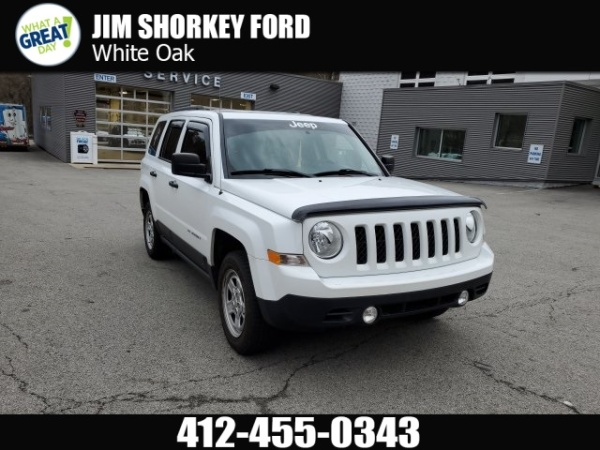 2015 Jeep Patriot in White Oak, PA