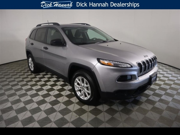 2016 Jeep Cherokee in Vancouver, WA
