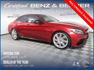 2016 Mercedes Benz C Cl 63 Amg S Sedan Rwd For In