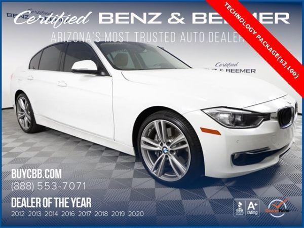 2013 BMW 3 Series in Scottsdale, AZ
