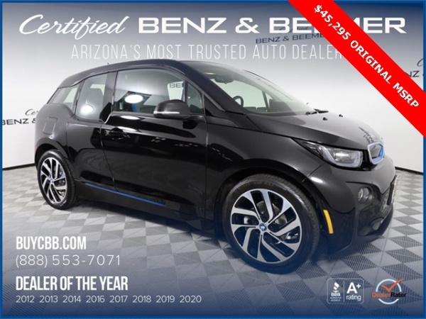 2017 BMW i3 60 Ah