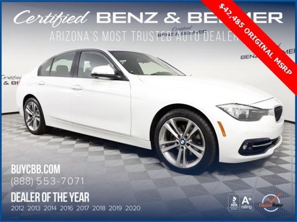 2016 BMW 3 Series in Scottsdale, AZ