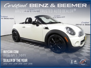 2017 Mini Cooper Roadster For In Scottsdale Az