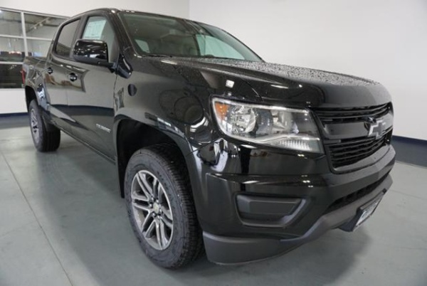 2019 Chevrolet Colorado WT
