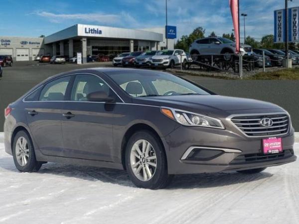 2017 Hyundai Sonata in Anchorage, AK