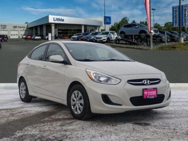 2017 Hyundai Accent in Anchorage, AK