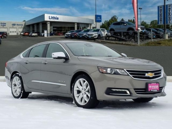 2017 Chevrolet Impala in Anchorage, AK