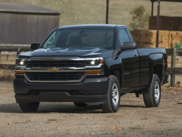 2017 Chevrolet Silverado 1500 in Billings, MT