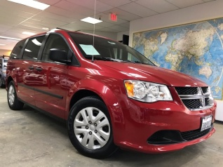 475873bddc 2016 Dodge Grand Caravan American Value Package for Sale in Sacramento