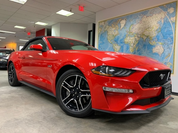2019 Ford Mustang in Sacramento, CA