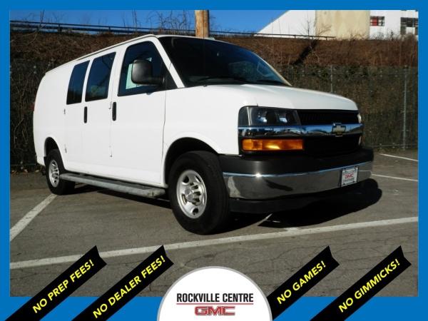 2018 Chevrolet Express Cargo Van in Rockville Centre, NY