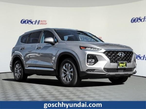 2020 Hyundai Santa Fe in Hemet, CA