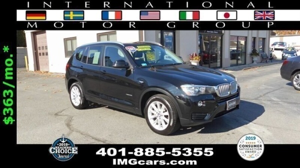 2017 BMW X3 in East Greenwich, RI
