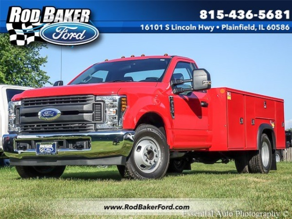 2019 Ford Super Duty F-350 Chassis Cab in Plainfield, IL