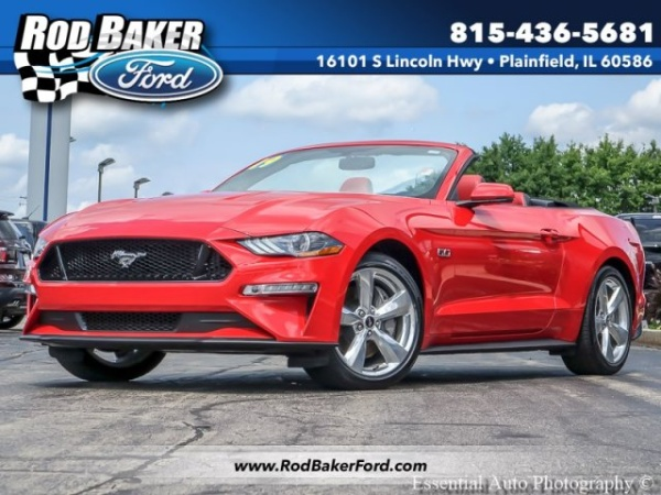 2019 Ford Mustang in Plainfield, IL