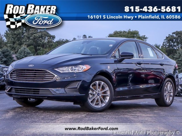 2020 Ford Fusion in Plainfield, IL