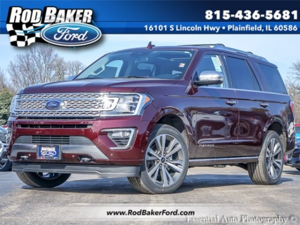 2020 Ford Expedition in Plainfield, IL