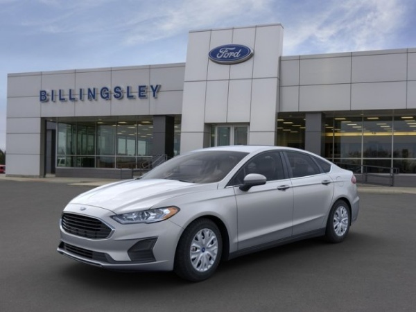 2020 Ford Fusion in Ardmore, OK