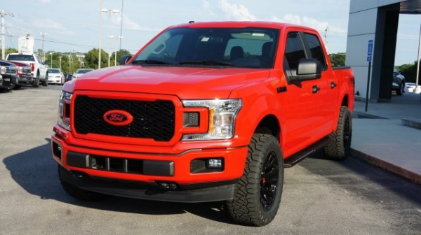 2019 Ford F-150 in Ardmore, OK
